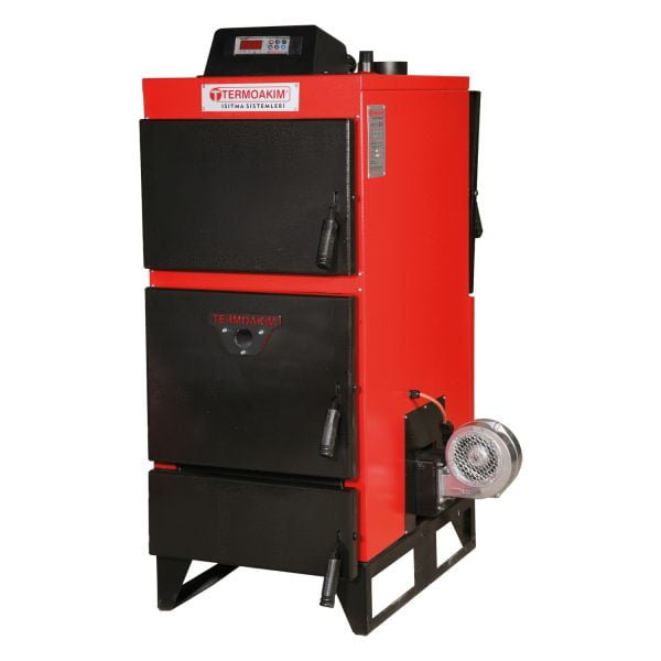 Manually Loaded Solid Fuel Boiler
