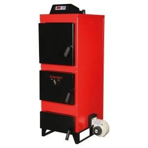Baffle, Manually Loaded Solid Fuel Boiler